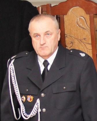 Członek Zarządu OSP Nurzyna - Adam Czerski
