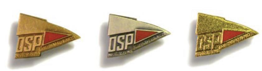 Odznaki Młodzieżowej Drużyny OSP, Nurzyna