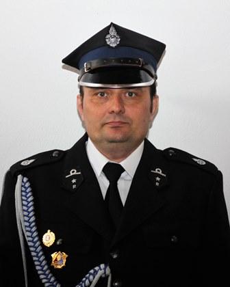 Członek Komisji Rewizyjnej OSP Nurzyna - Piotr Zabłocki